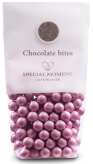Special Moments Chocolate Bites - pink.j