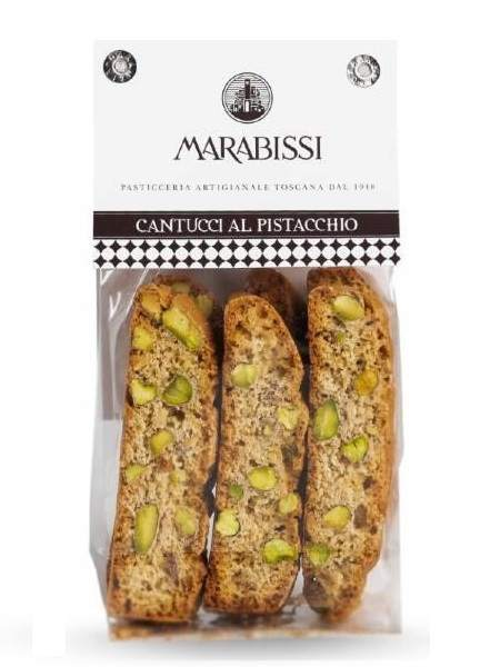 Marabissi cantucci ai pistacchi 120g