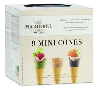 Mariebel 9 Mini Cones 4 Flavours 43g.jpg