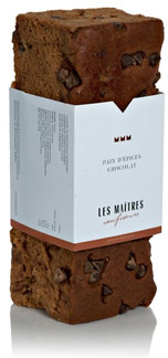 Les Maitres Chocolate Gingerbread 440g.j