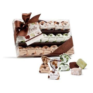 La Perla Miniature Truffles Clear Box 155g
