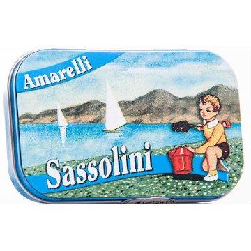 Amarelli Sassolini 40g