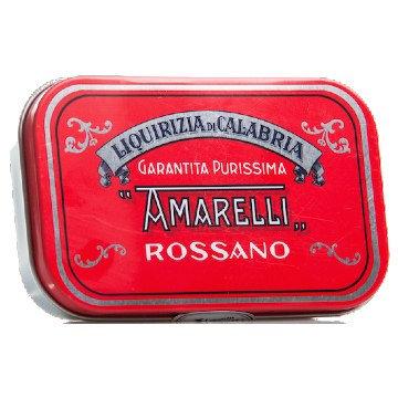 Amarelli Rossa - Pure Liquorice 40g