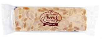 Torrons Vicens Hard Almond Nougat 80g.jp