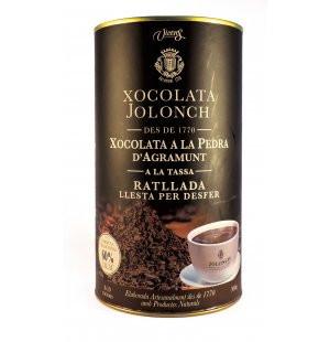 Jolonch Stone Ground Chocolate Grated Tr