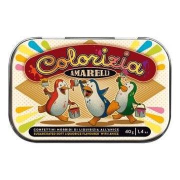 Amarelli Coloriza 40g