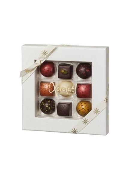 Xocolatl 9 Praline Selection