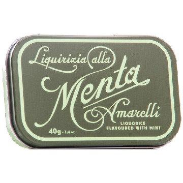 Amarelli Favette - mint 40g