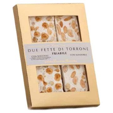 Antica Torroneria Linea Oro 2 Bar Gift Box 60g