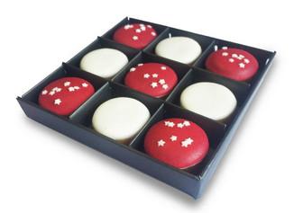 Maffren-Checkerboard-Red-White-Calissons