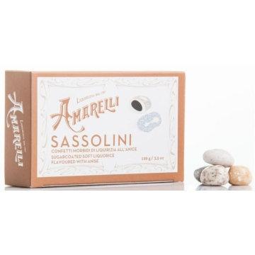 Amarelli Sassolini 100g