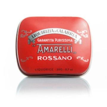 Amarelli Rossa - Pure Liquorice 20g