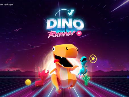 Dino Runner AR