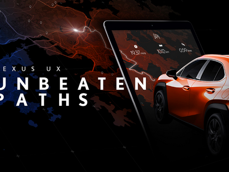 Lexus data-driven test drive platform