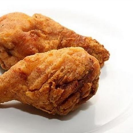 Homemade KFC