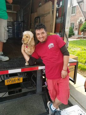 Even our customers dogs love us!