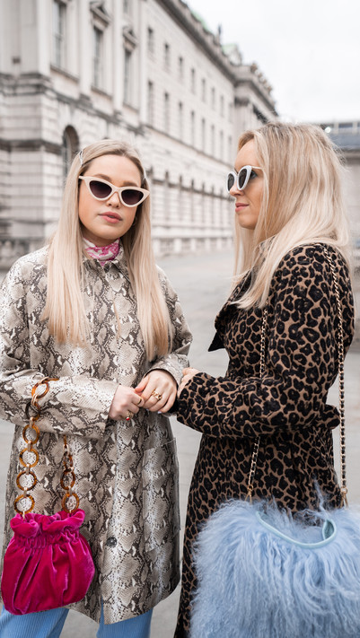 Olivia and Alice for ASOS