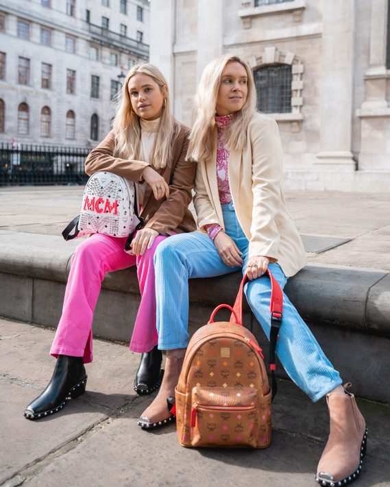 Olivia and Alice for MCM