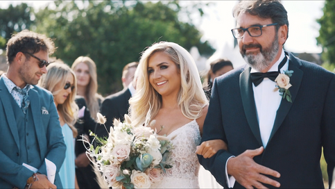 Peter and Emily - Wedding Day