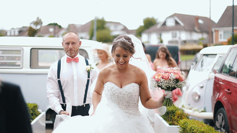 Danielle and Paul - Wedding Day