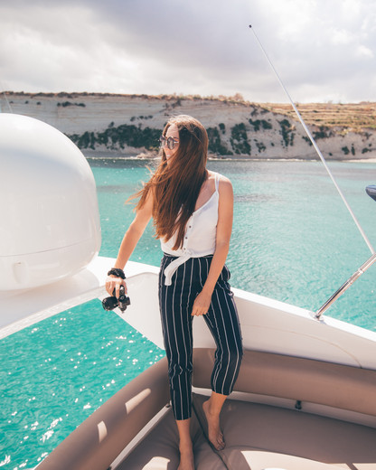 Behind the Scenes of Tailored Athlete SS19 in Malta