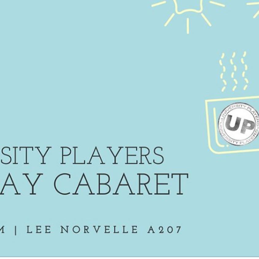 Holiday Cabaret!
