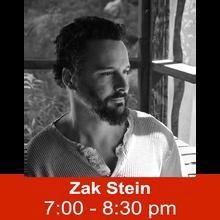 Keynote - Zak Stein