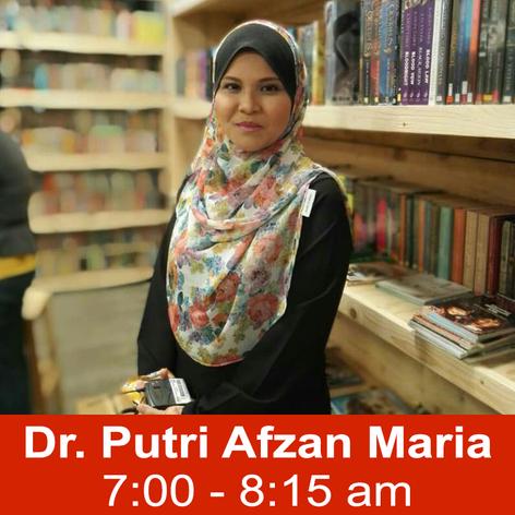 Dr. Putri - Keynote
