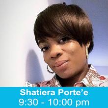 Mini Talk with Shatiera Porte'e, MA, LAC