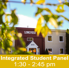 Integrated Student Panel