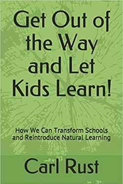 Get Our of the Way and Let Kids Learn