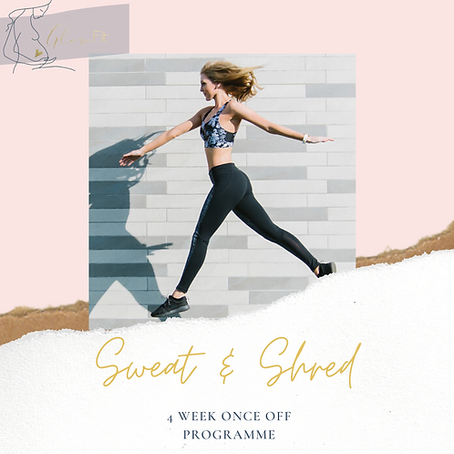 Sweat & Shred