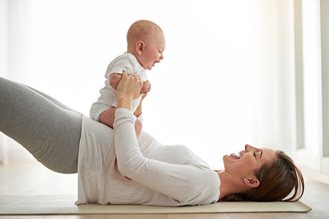 Postnatal recovery - Why patience is key!