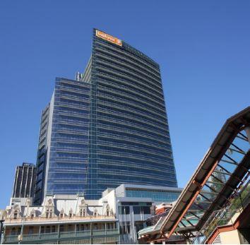 Bank West Raine Square Perth Level 15
