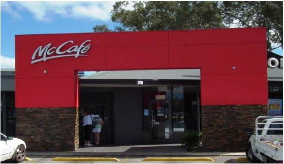 McDonalds Forrestdield and Spearwood