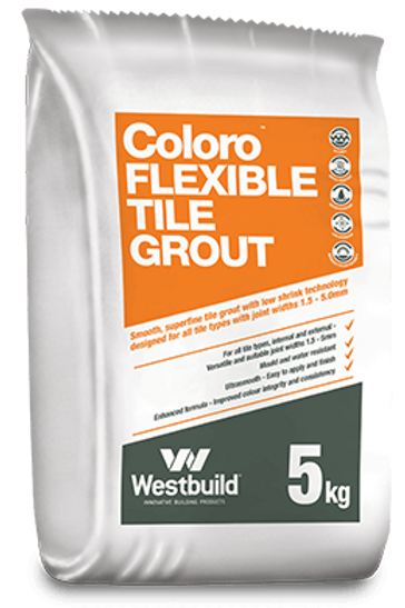 Architectural Flexible Superfine Tile Grout
