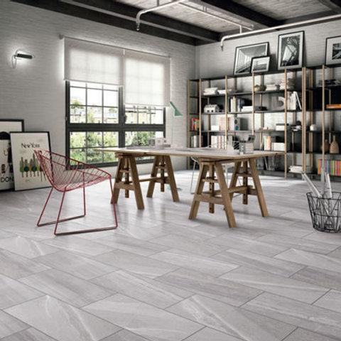 Archistone Light Grey Tile