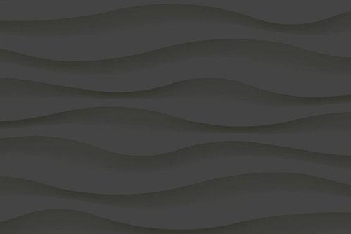 Black Wave Decor