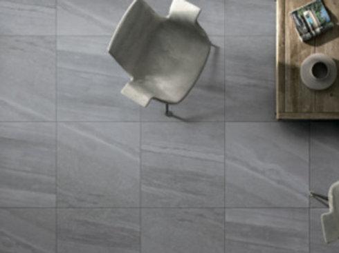 Archistone Dark Grey Tile