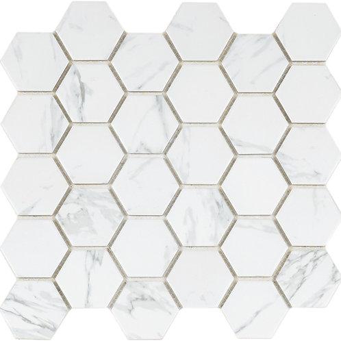 Aegean Hexagon Marble