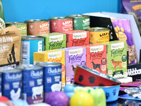 Pet Food Bank donates over 30k meals in 6 months