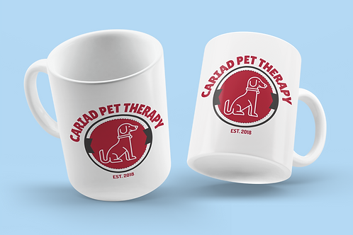Cariad Pet Therapy Official Mug