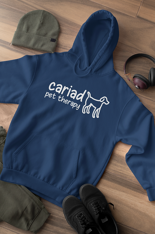 Cariad Pet Therapy Supporter Hoodie
