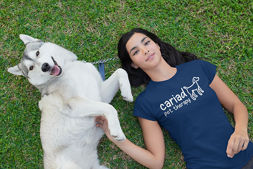 Cariad Pet Therapy Supporters Tee