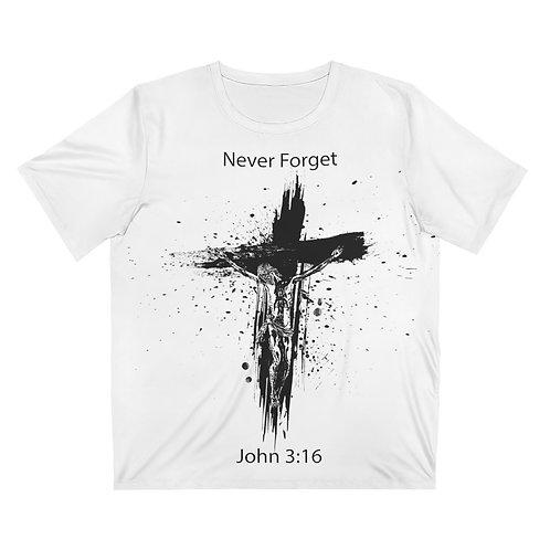 Never Forget Shirt (Big Logo)