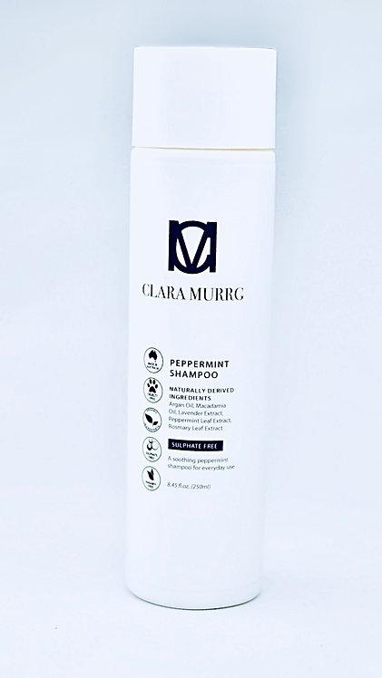 Certified Organic PepperMint Shampoo