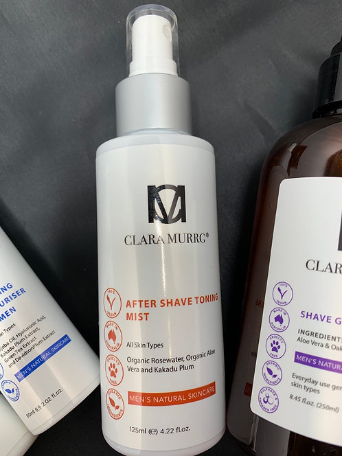CLARA MURRG® AFTER SHAVE TONING MIST