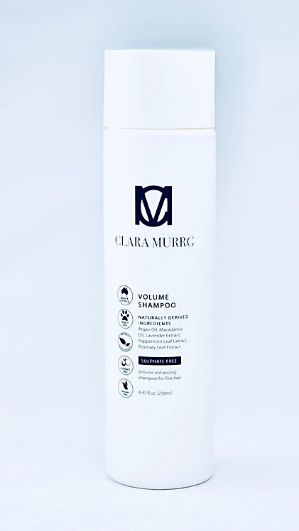 Certified Organic Volume Shampoo