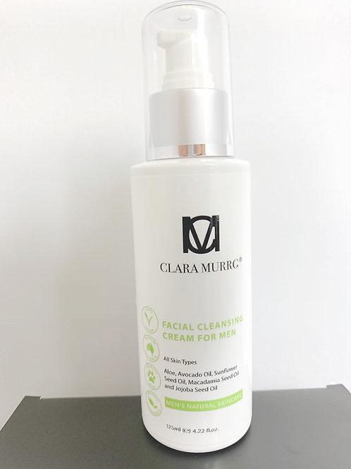 CLARA MURRG® FACIAL CLEANSING CREAM FOR MEN