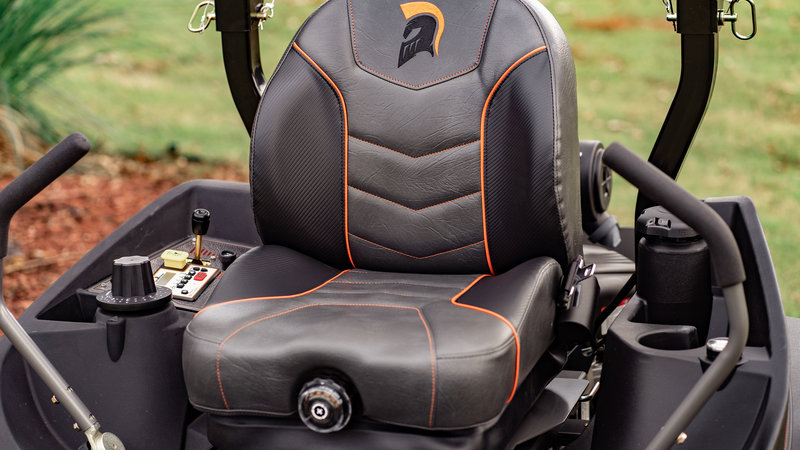 SPARTAN FULL SUSPENSION SEAT PART # 471-0015-00